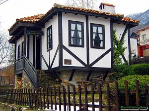 "Къща-музей ""Баба Илийца"""